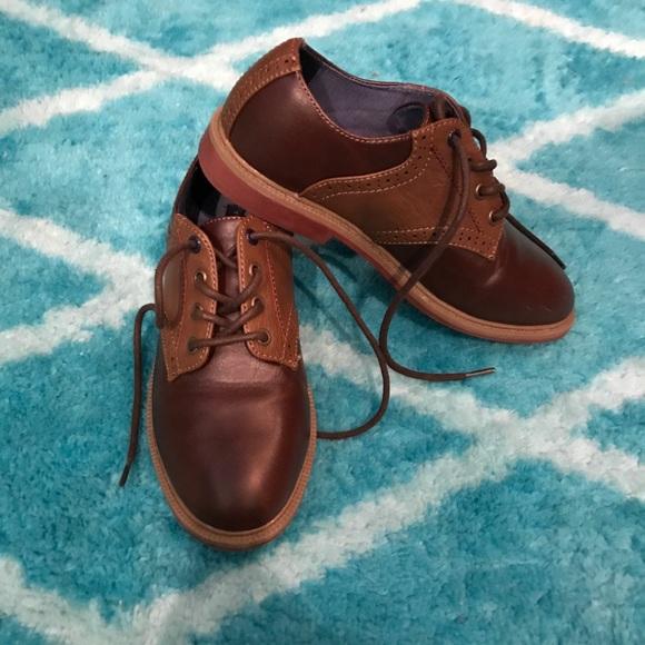 Boys Tommy Hilfiger Dress Shoes